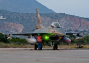 504, Lockheed F-16C Fighting Falcon, Hellenic Air Force