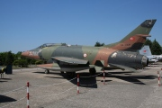 54-2089, North American F-100C Super Sabre, Turkish Air Force