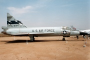 56-1114, Convair F-102A Delta Dagger, United States Air Force