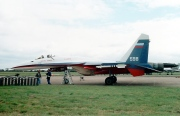 598, Sukhoi Su-27P, Russian Air Force