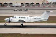 5A-DDY, Beechcraft 200 Super King Air, Libyan Air Ambulance