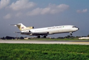 5A-DIF, Boeing 727-200Adv, Libyan Arab Airlines