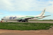 5A-DMH, Boeing 737-800,