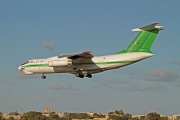 5A-DRS, Ilyushin Il-76-T, Libyan Air Force