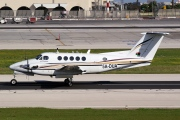 5A-DUA, Beechcraft 200 Super King Air, Private