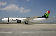 5A-IAY, Airbus A300B4-600, Afriqiyah Airways
