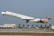 5A-LAA, Bombardier CRJ-900ER, Libyan Airlines