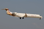 5A-LAE, Bombardier CRJ-900, Libyan Airlines