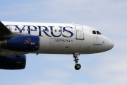 5B-DAW, Airbus A320-200, Cyprus Airways
