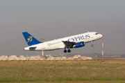 5B-DBP, Airbus A319-100, Cyprus Airways