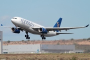 5B-DBS, Airbus A330-200, Cyprus Airways