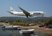 5B-DBX, Boeing 737-800, Eurocypria Airlines