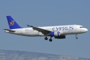 5B-DCH, Airbus A320-200, Cyprus Airways