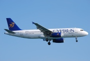 5B-DCJ, Airbus A320-200, Cyprus Airways