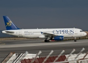 5B-DCK, Airbus A320-200, Cyprus Airways