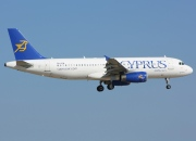 5B-DCM, Airbus A320-200, Cyprus Airways