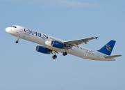 5B-DCO, Airbus A321-200, Cyprus Airways