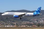 5B-DCR, Airbus A320-200, Cobalt Air