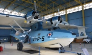 5B-PBY, Consolidated Aircraft (Vickers Canadian) PBV-1A Canso A, Private