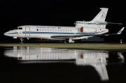 5N-FGV, Dassault Falcon-7X, Nigerian Air Force