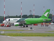 5N-FND, Airbus A319-100, First Nation Airways