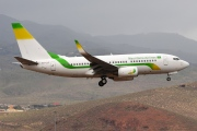 5T-CLC, Boeing 737-700, Mauritania Airlines International