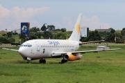 5X-SKA, Boeing 737-200Adv, Skyjet