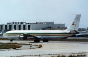 5Y-BOR, Boeing 707-300C, First International Airways