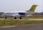 5Y-JLA, Fokker F28-4000 Fellowship, Jetlink