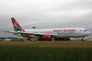 5Y-KQY, Boeing 767-300ER, Kenya Airways