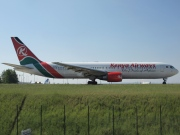 5Y-KYY, Boeing 767-300ER, Kenya Airways