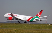 5Y-KZE, Boeing 787-8 Dreamliner, Kenya Airways