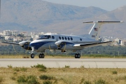 60168, Beechcraft 200 Super King Air, United States Air Force