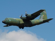 6166, Lockheed C-130B Hercules, Romanian Air Force