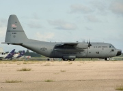 64-14861, Lockheed C-130H Hercules, United States Air Force