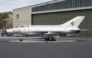 645, Mikoyan-Gurevich MiG-21F-13, East German Air Force