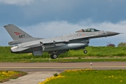 667, Lockheed F-16A CF Fighting Falcon, Royal Norwegian Air Force