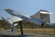 6678, Lockheed RF-104G Starfighter, Hellenic Air Force