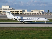 678, Gulfstream V, Hellenic Air Force