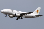 6V-ONE, Airbus A318-100CJ  Elite, Republic of Senegal