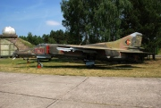 720, Mikoyan-Gurevich MiG-23BN, East German Air Force