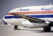 7O-ACU, Boeing 737-200Adv, Yemenia
