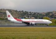 7T-VJL, Boeing 737-800, Air Algerie