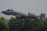 81-0976, Fairchild A-10A Thunderbolt II, United States Air Force