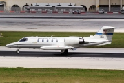 84-0111, Learjet C-21A, United States Air Force