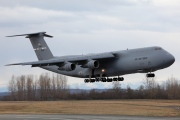 87-0032, Lockheed C-5B Galaxy, United States Air Force