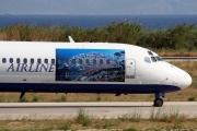 9A-CDD, McDonnell Douglas MD-82, Dubrovnik Airline