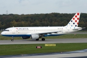 9A-CTF, Airbus A320-200, Croatia Airlines