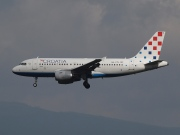 9A-CTL, Airbus A319-100, Croatia Airlines
