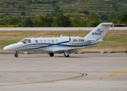 9A-DWA, Cessna 525A Citation CJ2, WinAir (Croatia)